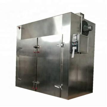 Electrode Forced Air Circulation Drying Oven Hot Air Dry Oven