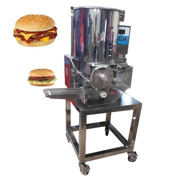 Automatic Burger Patty Meat Pie Forming Making Machine