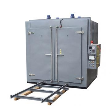 Hot Air Circulation Drying Oven for Ginger Pieces/Vegetables / Tray Dryer