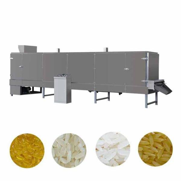Fully Automatic Puffed Artificial Rice Making Machine with Best Price #1 image