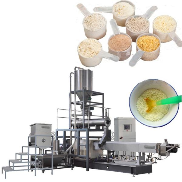 Baby Food Nutritional Flour Machine Extruder Equopment Plant #1 image