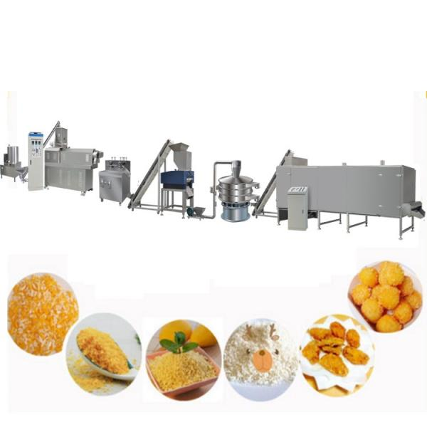 Bread Crumbs Making Processing Line Equipment Extruder Machine #1 image