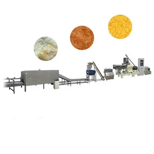 European Type Extruded Dry Particle Bread Crumb Making Machine #1 image