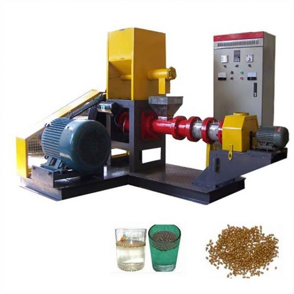 Complete Feed Plant Animal Fish Feeding Granules Manufacturing Machine #1 image