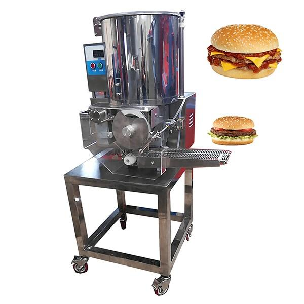 Commercial Chicken Nugget Making Machine Hamburger Production Line for Sale #1 image