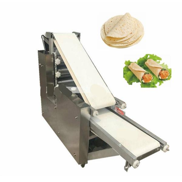 Automatic Twin-Screw Extrusion Deep Fried Nacho Corn Chips Frying Making Machinery #1 image