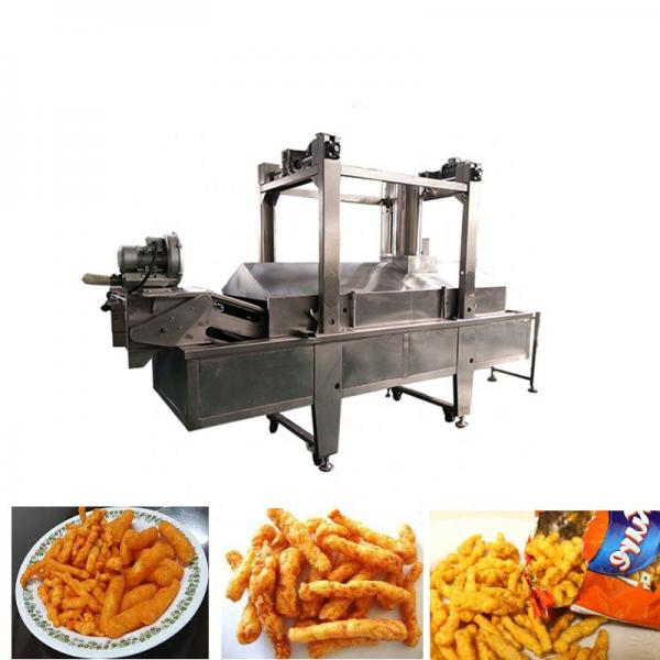 High Quality Full Automatic Cheetos Snacks Making Machine #1 image