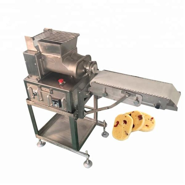 Biscuit Cookie Machine Cookie Extruder #1 image