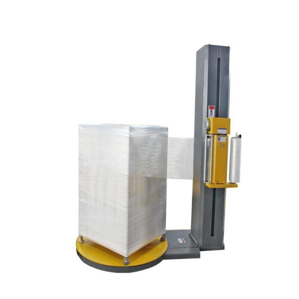 Pallet Stretch Film Plastic Packing Machine Manufacturer Luggage Wrapping Machine #1 image