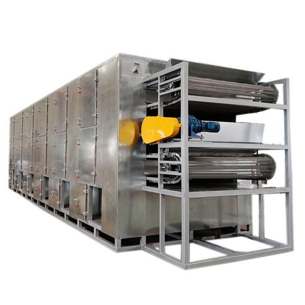 Zlg Vibrating Bed Continuous Dryer/Drier/Dry/Drying Machine for Antibiotics /Amsulphate/Maltitol Granule #3 image