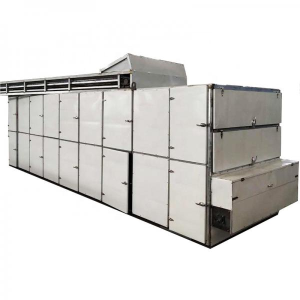 Continuous Automatic Roll to Roll Screen Printing Machine with UV Dryer & Feeder #3 image