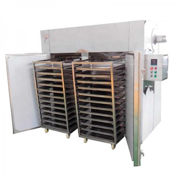 Tunnel Continuous Industrial Microwave Oven Dryer Microwave Drying Machine #1 image