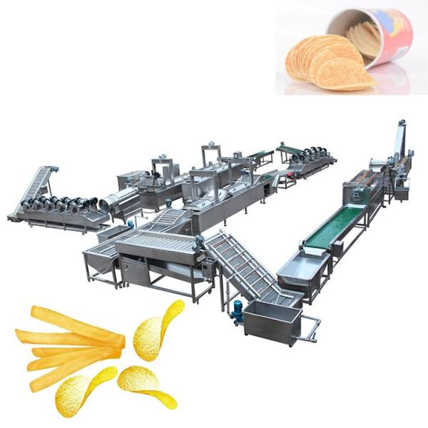 Automatic Potato Chip / Banana Chips/French Fries/Candy / Nut / Snacks / Popcorn Pouch Weighing Systems Food Packaging Packing Machine Price #3 image