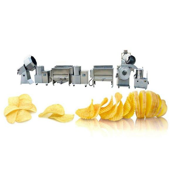 Commercial Potato Chips Fry Squeezer Snack Food Extruder Manual Long French Fries Deep Frying Press Maker #1 image