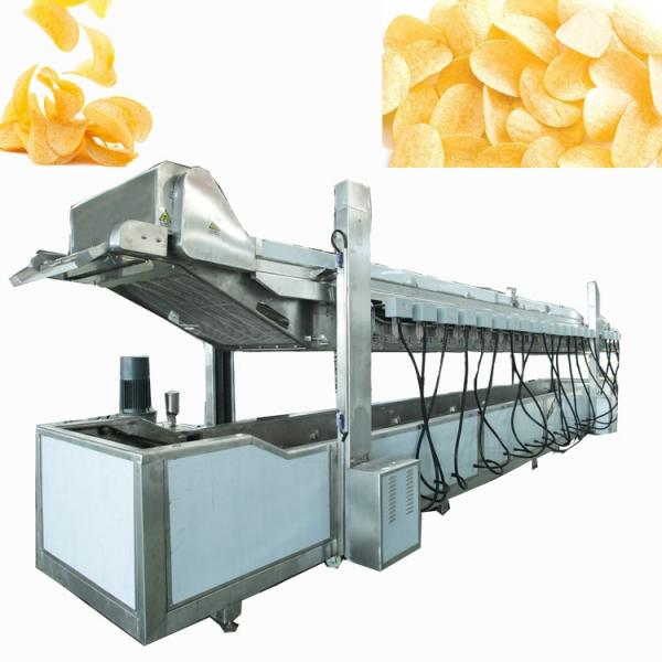 Commercial Potato Chips Fry Squeezer Snack Food Extruder Manual Long French Fries Deep Frying Press Maker #3 image