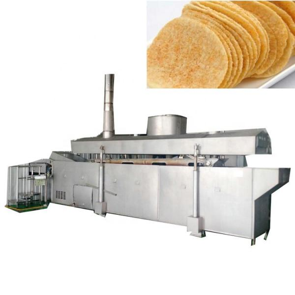 Commercial Potato Chips Fry Squeezer Snack Food Extruder Manual Long French Fries Deep Frying Press Maker #2 image