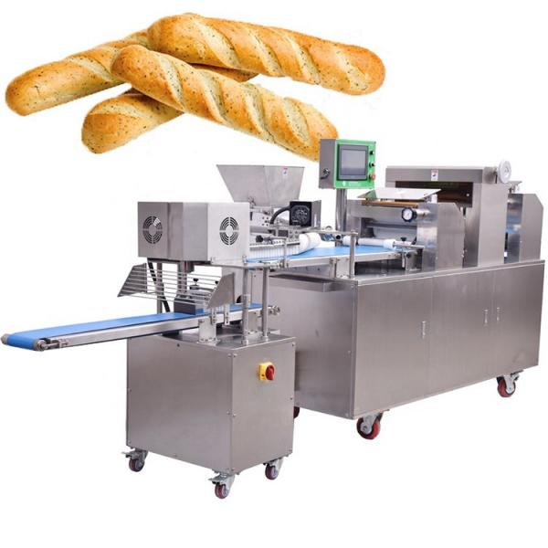 Mini Bread Production Line Swiss Roll Automatic Feeding and Packing Line #3 image