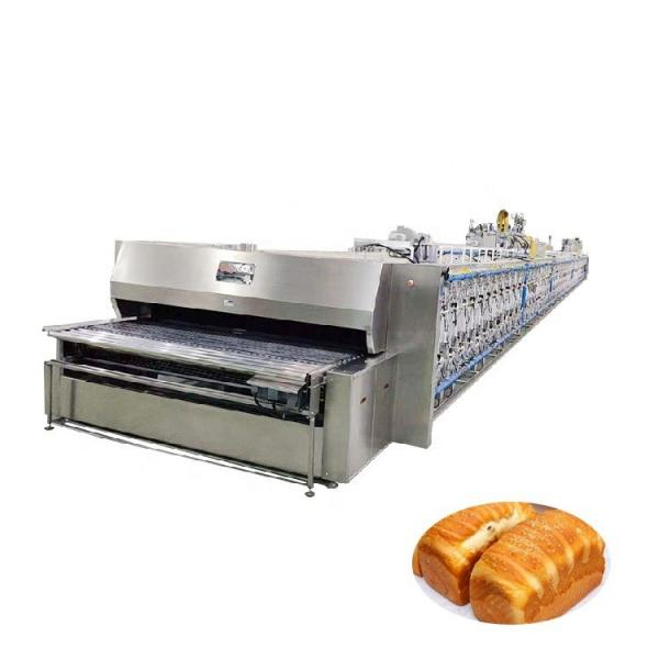 China Auto Moulder Bread Roll Molder Toast Bread Production Line (ZMN-380) #2 image
