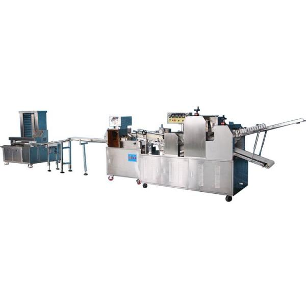 Mini Bread Production Line Swiss Roll Automatic Feeding and Packing Line #2 image